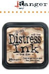 Tim Holtz distress ink pad tea dye