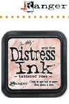 Tim Holtz mini distress ink pad tattered rose