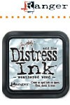 Tim Holtz mini distress ink pad weathered wood