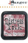 Tim Holtz mini distress ink pad aged mahogany