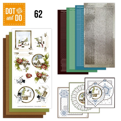 Dot and Do 62 - Country Christmas