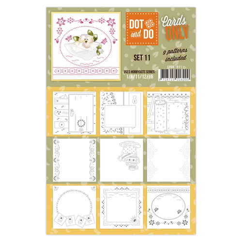 Dot & Do - Cards Only - Set 11