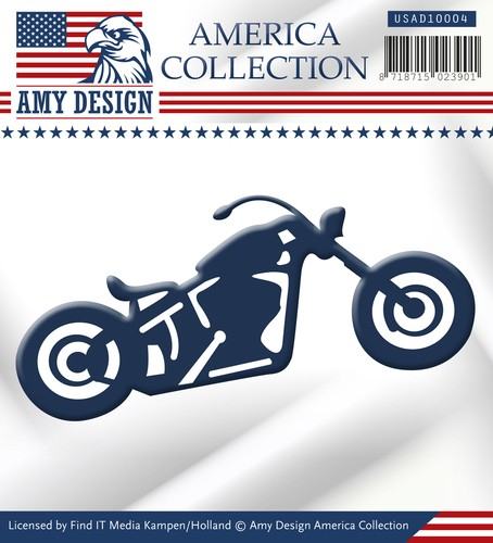 Amy Design - America Collection - Bike