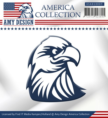Amy Design - America Collection - Eagle