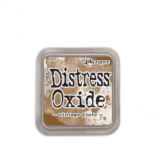 Ranger Tim Holtz distress oxide vintage photo