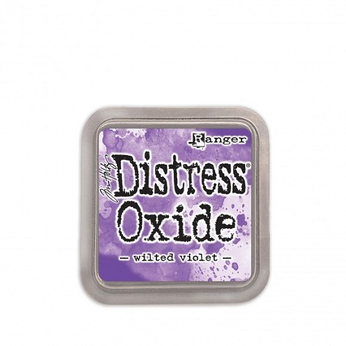 Ranger Tim Holtz distress oxide wilted violet