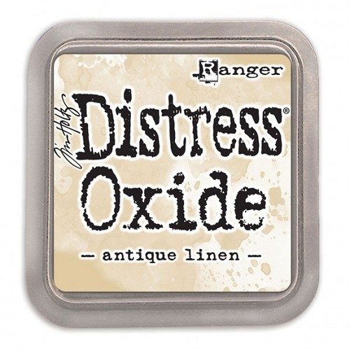 Ranger Tim Holtz distress oxide antique linen