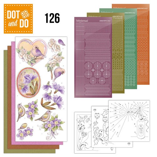Dot and Do 126 - Vintage Flowers