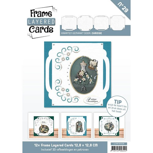 Frame Layered Cards 29 - 4K