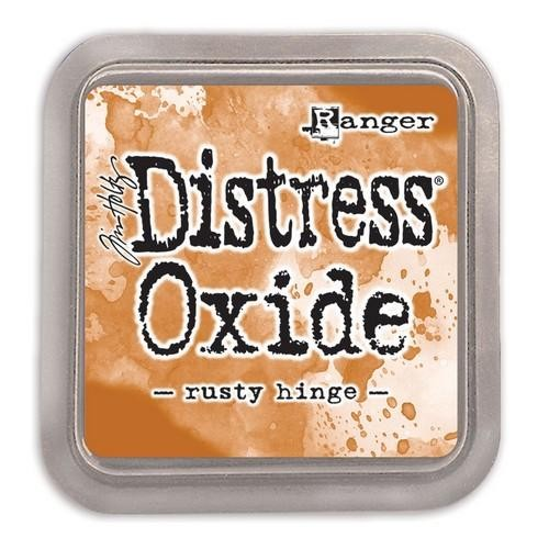 Ranger Distress Oxide - Rusty Hinge