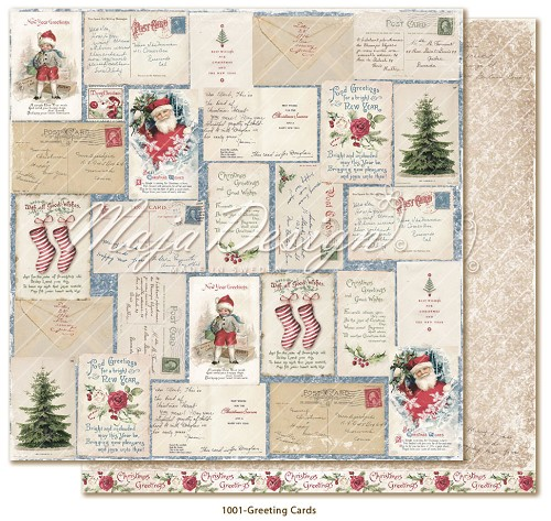 Christmas Season - Greeting Cards