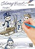 Coloring book - Yvonne Creations - Playful Winter